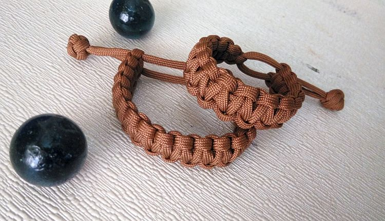 Mad Max Fury Road Tom Hardy Paracord Survival Bracelet - combo-2